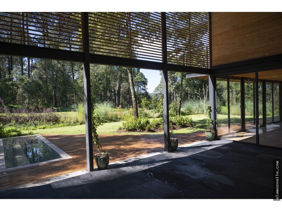 casa en rancho avandaro en venta