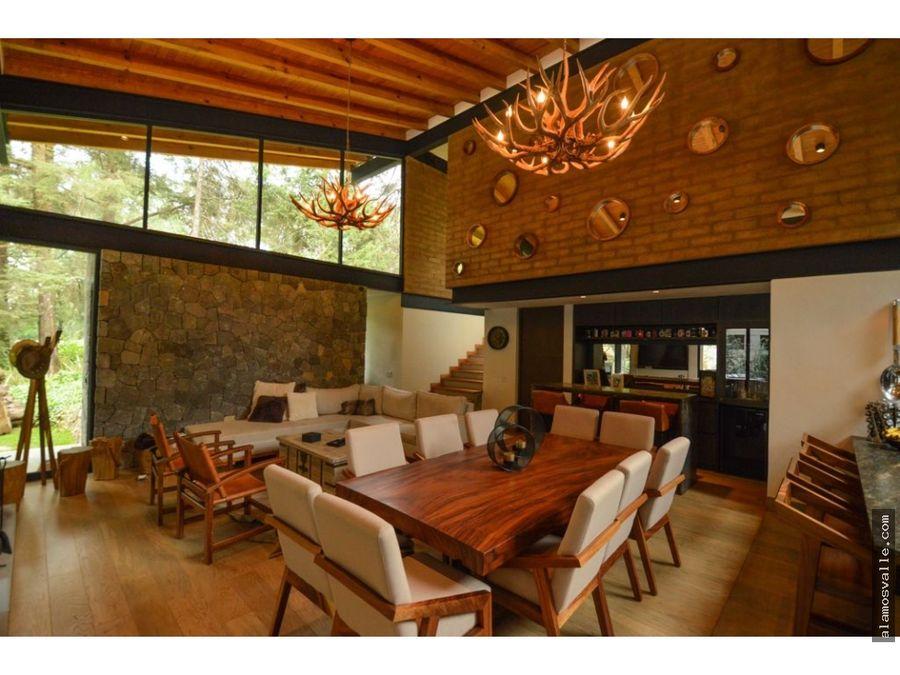 casa nueva rancho avandaro