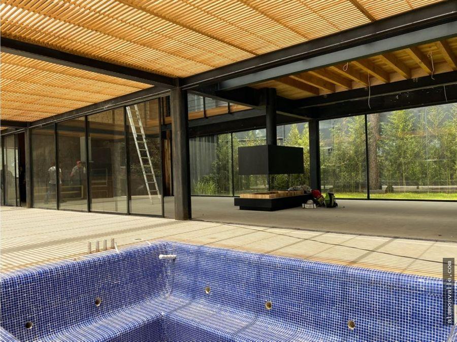 casa en venta en condominio fontana alta