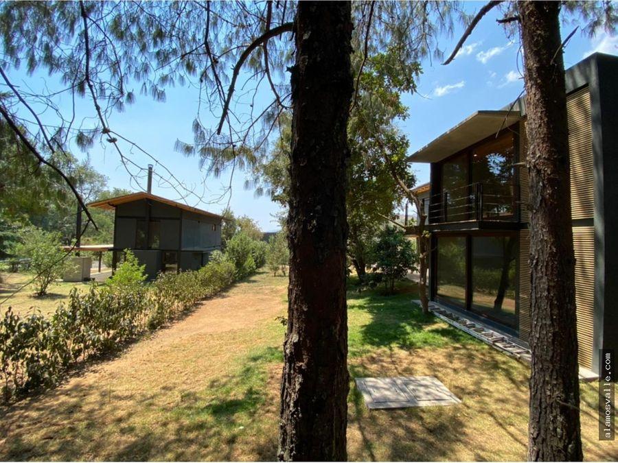casas en venta en condominio valle de bravo rincon de estradas