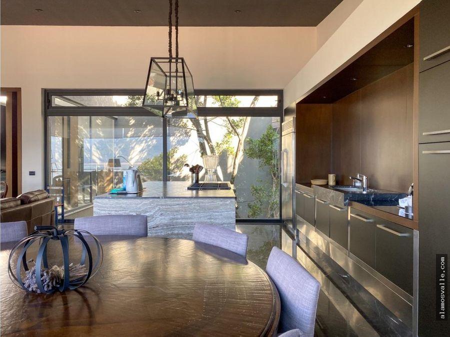 casa en venta en la pena valle de bravo