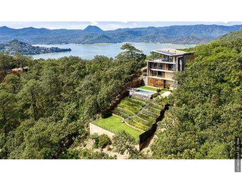 casa venta en el santuario valle de bravo