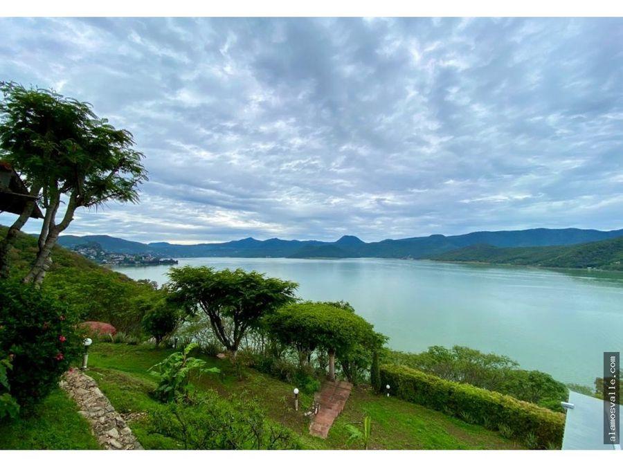 terreno en venta vista al lago