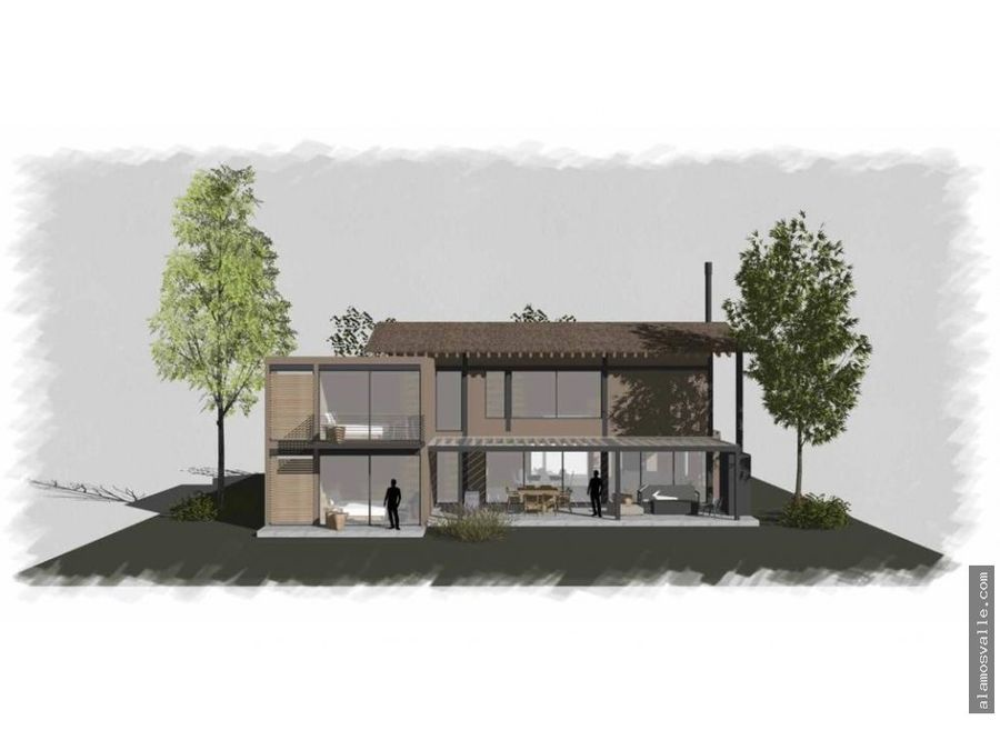 casas en venta en condominio valle de bravo