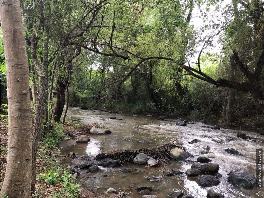 terreno el rio tiloxtoc ii