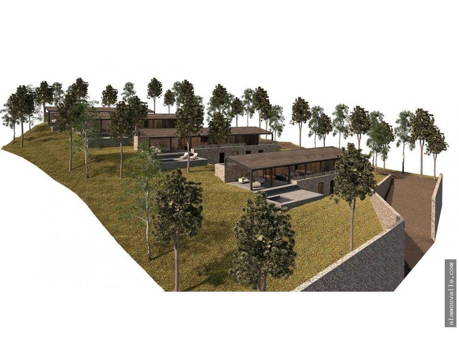 casa nueva en condominio avandaro