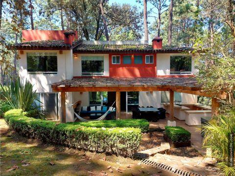 casa condominio en venta avandaro