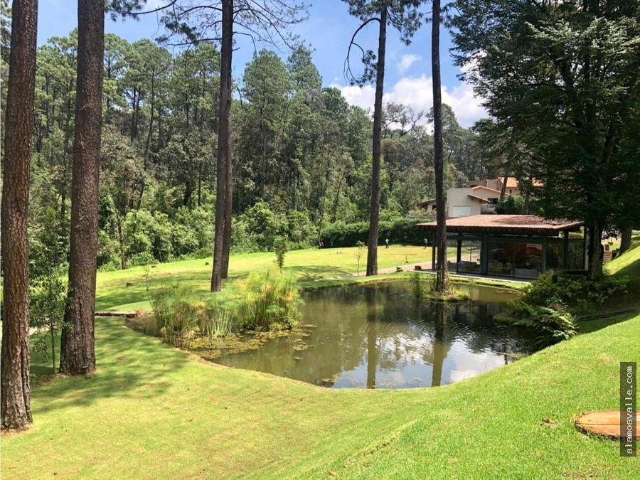 bosque verde club residencial avandaro