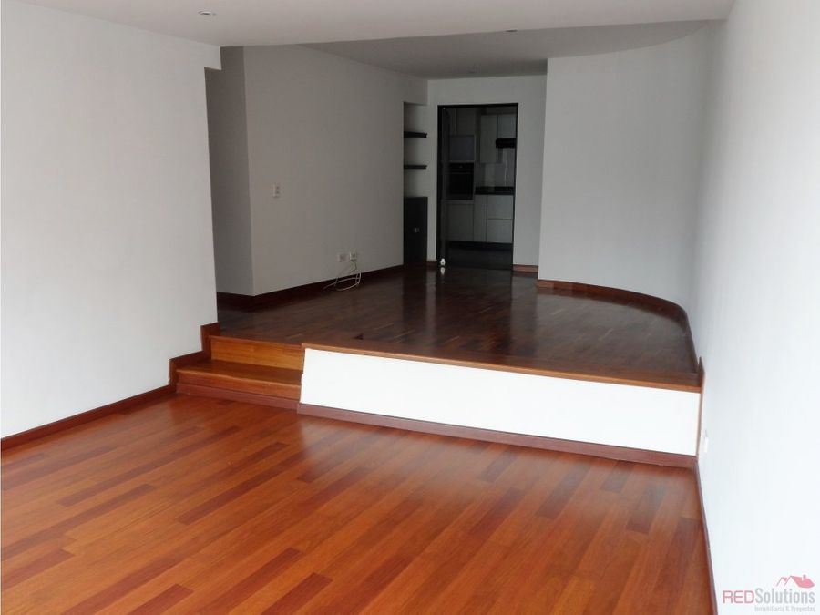 apartamento en arriendo santa barbara occidental