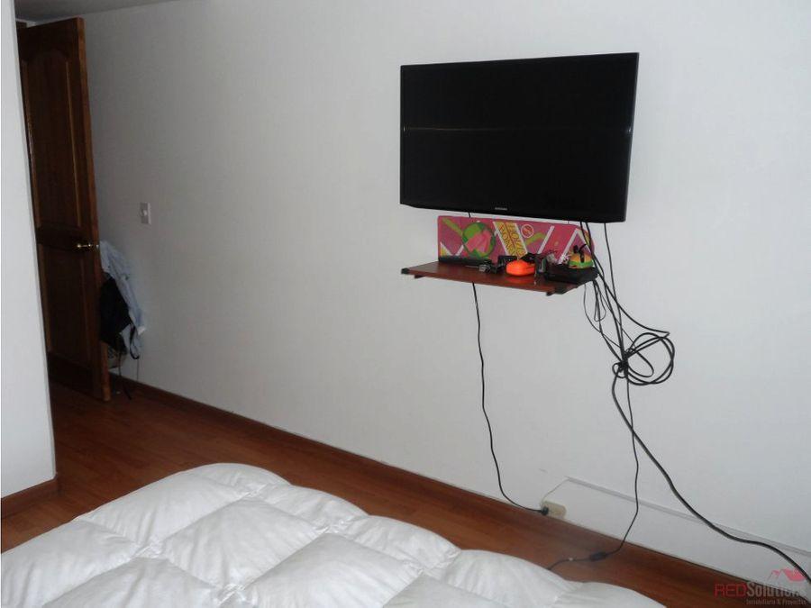 apartamento duplex en arriendo en chico norte