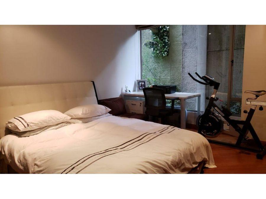 apartamento amoblado en arriendo el refugio