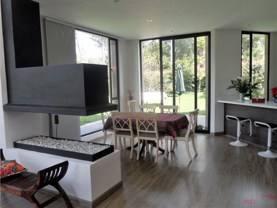casa en venta kubik verde sopo