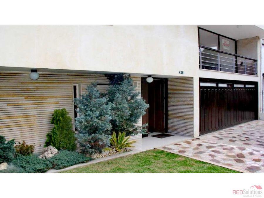 casa en venta santa ana occidental