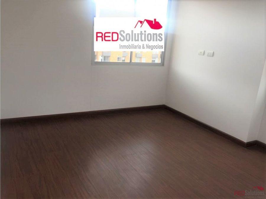 apartamento nuevo en venta en chia