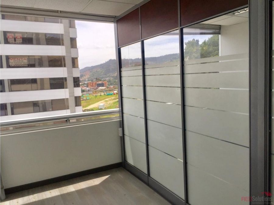 oficina en arriendo north point barrancas