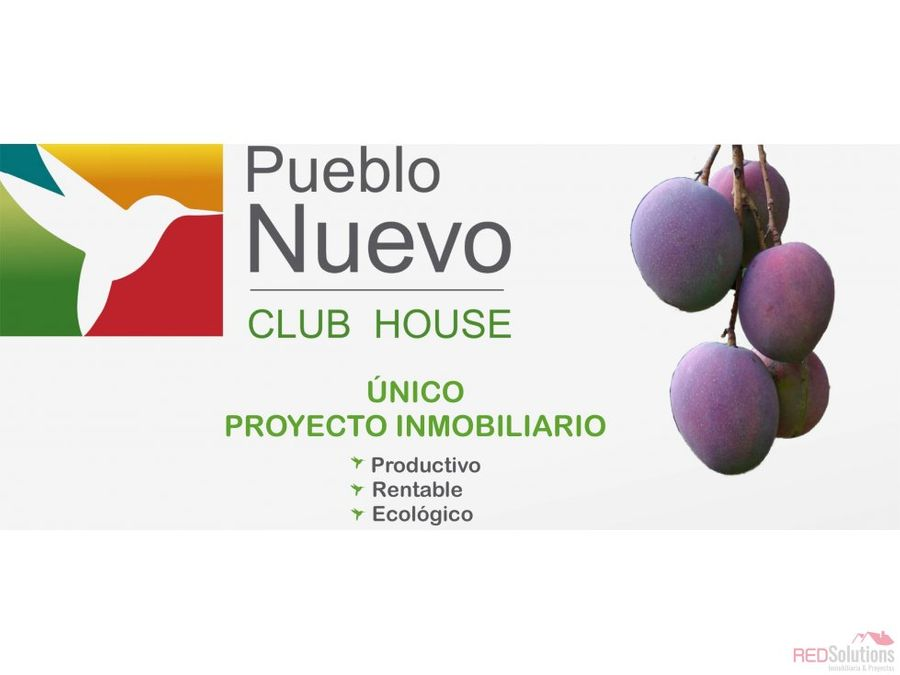 lote en venta en club house chaparral