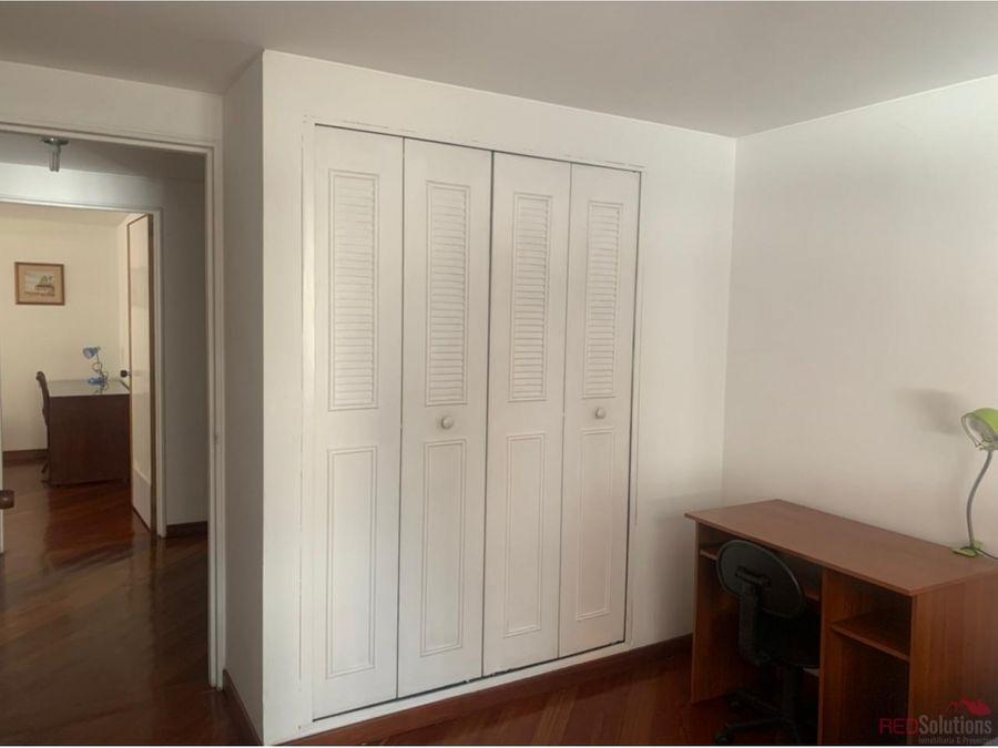 apartamento amoblado chico reservado