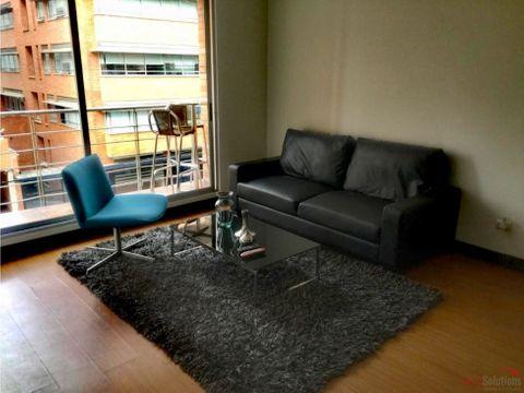 apartamento amoblado en venta club house chico