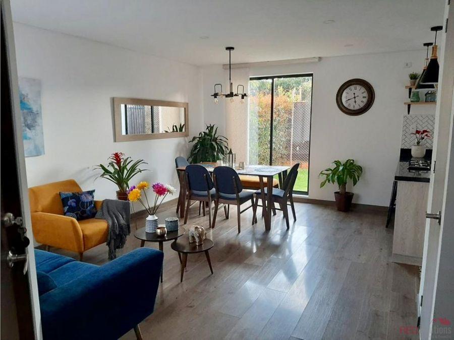oportunidad casa en venta chia