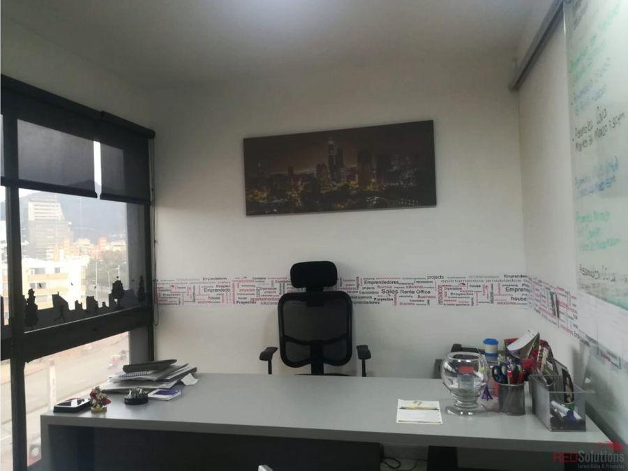 oficina en arriendo andes norte