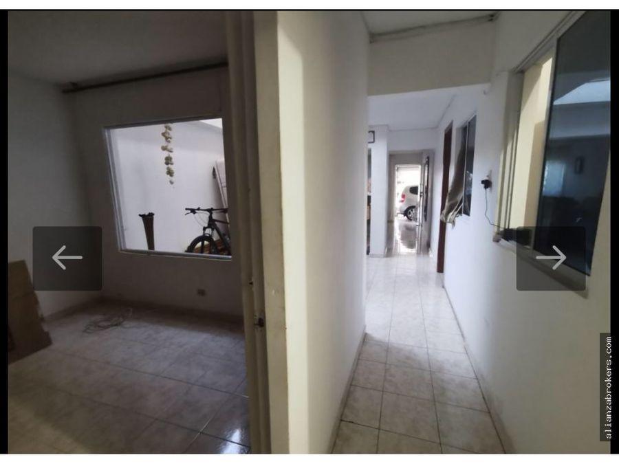 olimpico casa bi familiar vendo primer piso 217 mts