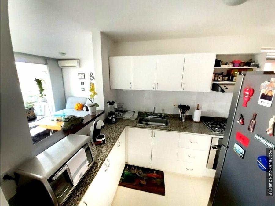 venta apartamento la hacienda