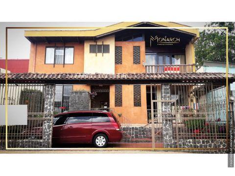 venta de casa de lujo en cartago excelente ubicacion comercial