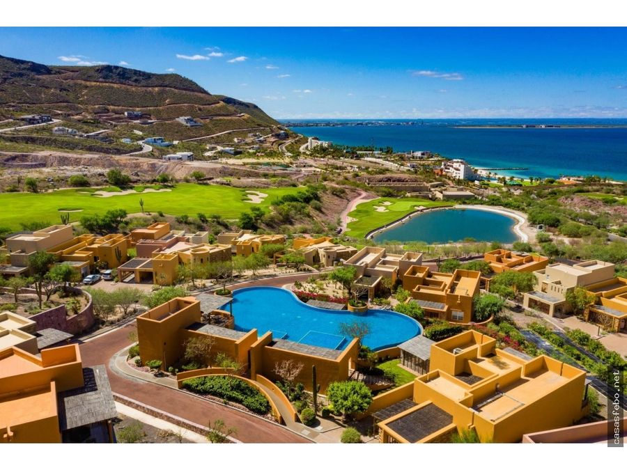 casa en venta la paz costa baja resort
