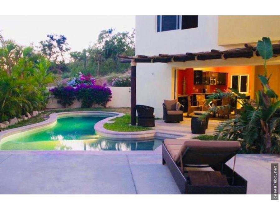 los tules residencial casa en venta