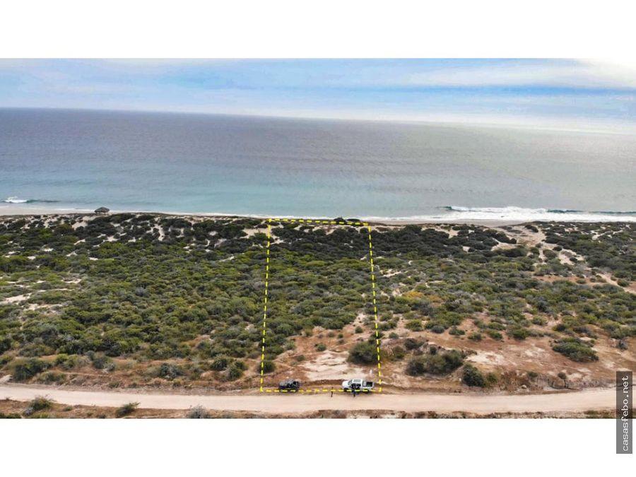 terreno en venta los cabos east cape