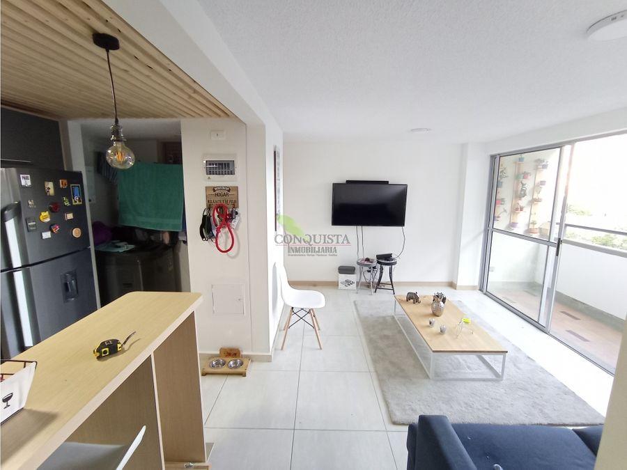 se vende apartamento bello amazonia