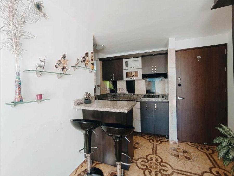 se vende apartamento en bello unidad cerrada