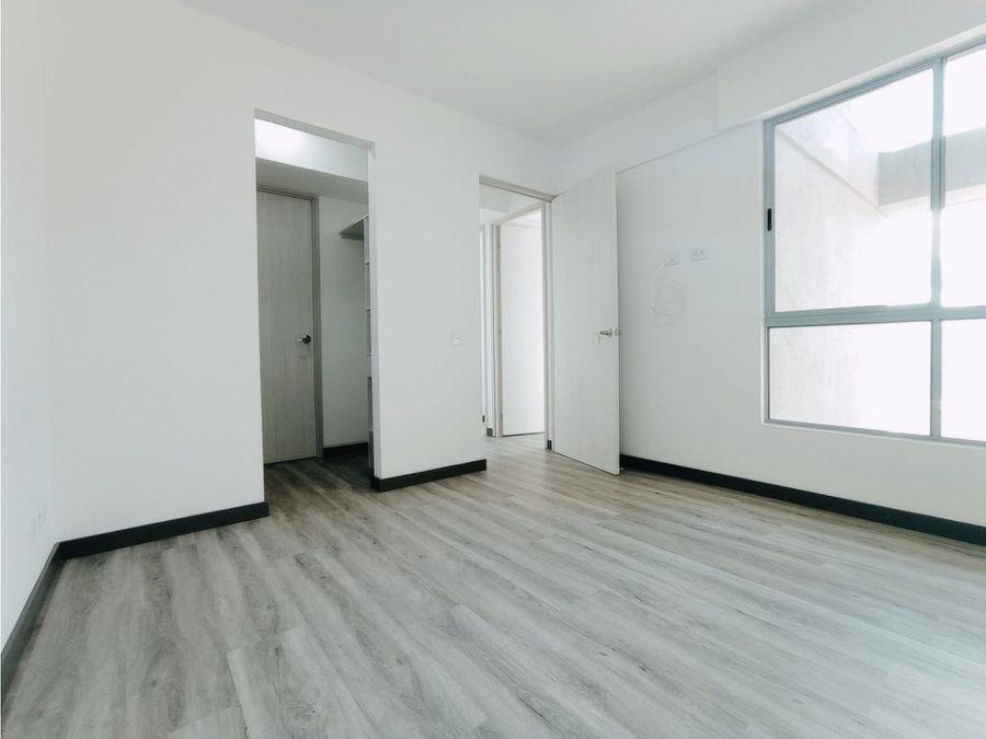 se vende apartamento para estrenar en sabaneta las lomitas