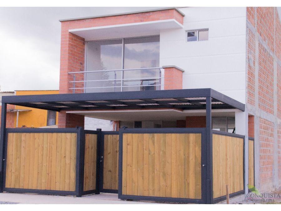 se vende casa unifamiliar en la ceja