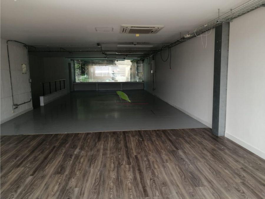 se arrienda oficina de 3 pisos x 100m por la loma de san julian