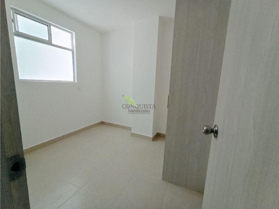 se vende yo arrienda apartamento para estrenar en itagui
