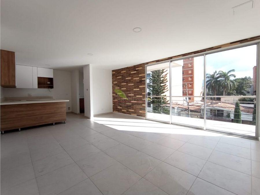 se vende hermoso apartamento en laureles para estrenar