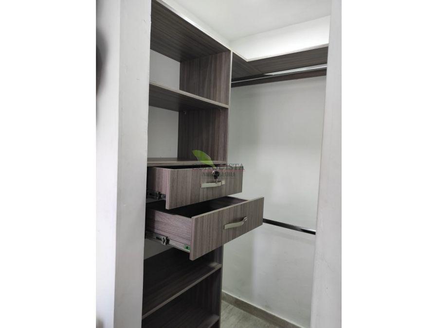 se vende apartamento en bello madera