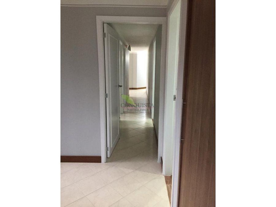 se vende apartamento en envigado senorial