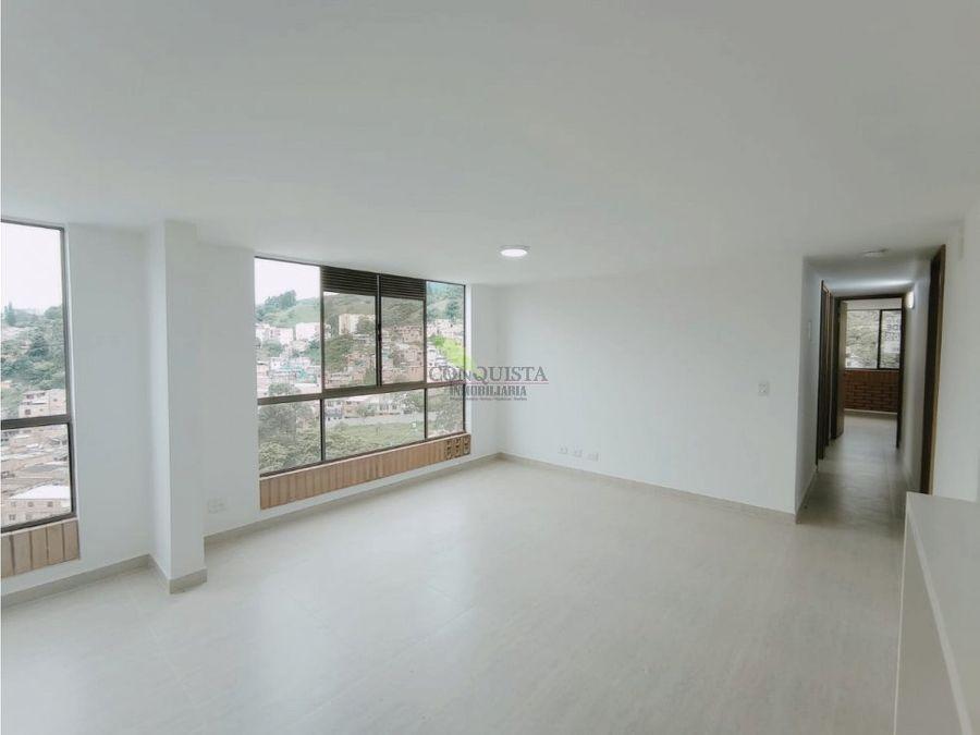 se vende apartamento en bello para estrenar