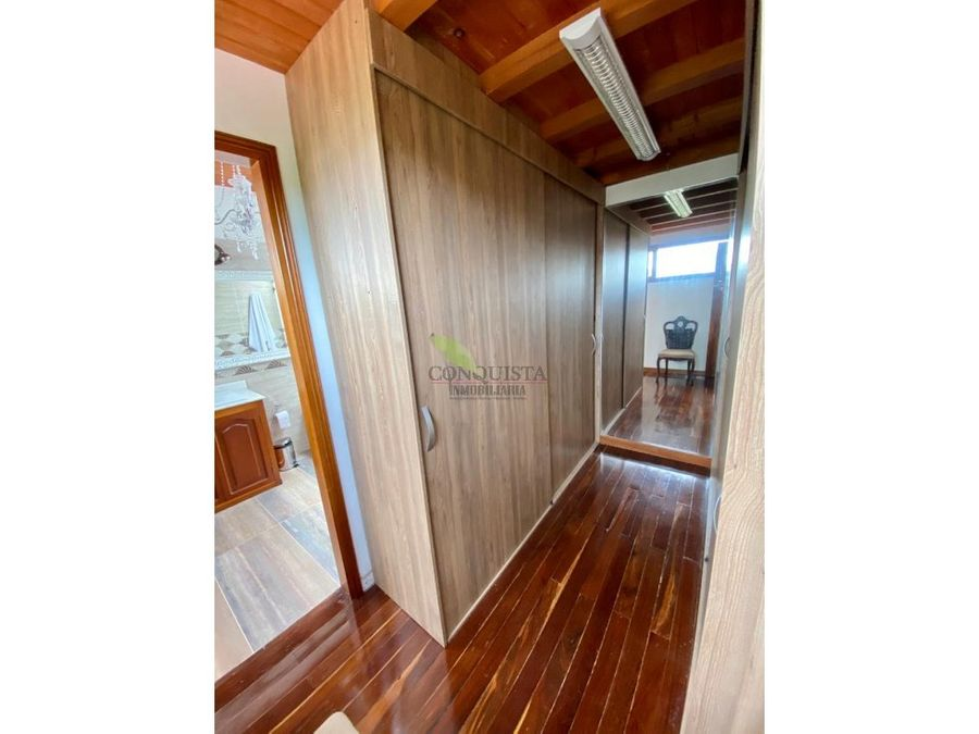 se vende casa unidad cerrada en llano grande gualanday 325 mts
