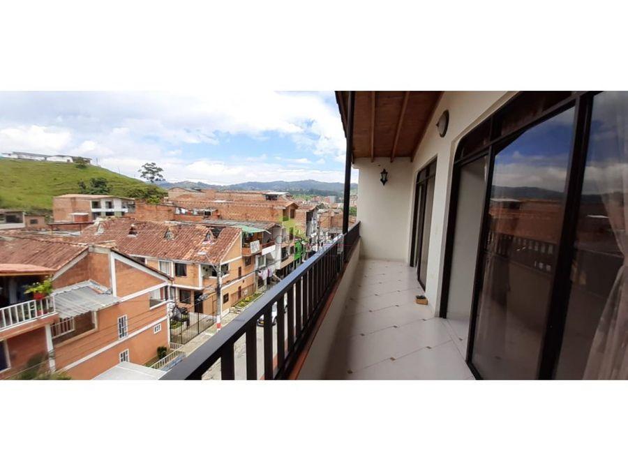 se vende apartamento en caldas antioquia 108 mts