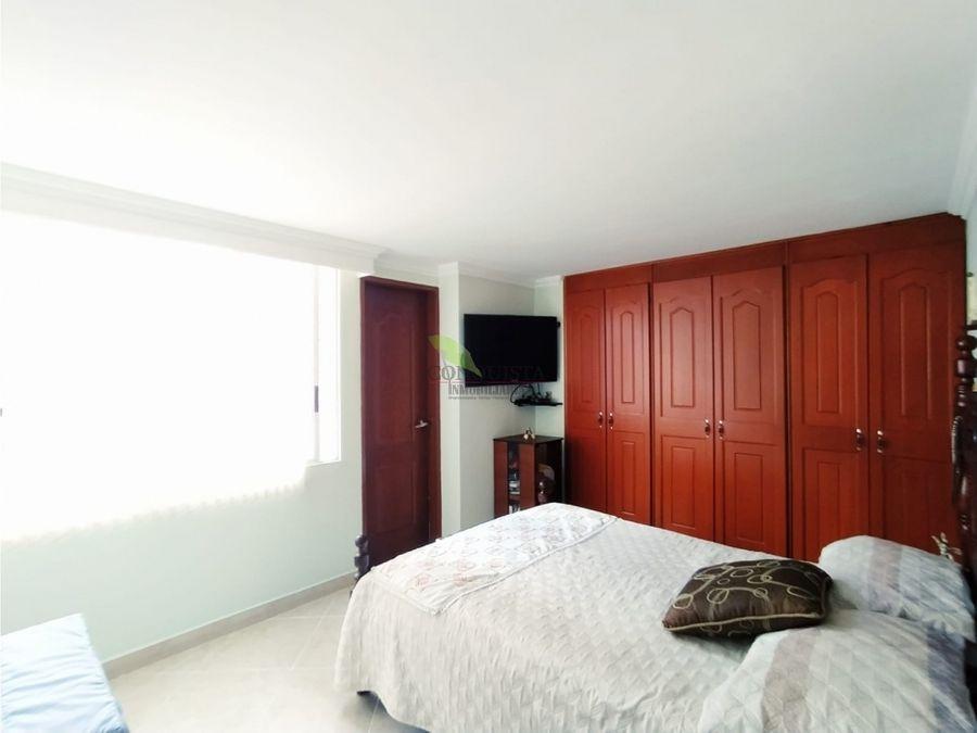 se vende apartamento en calasanz en unidad cerrada