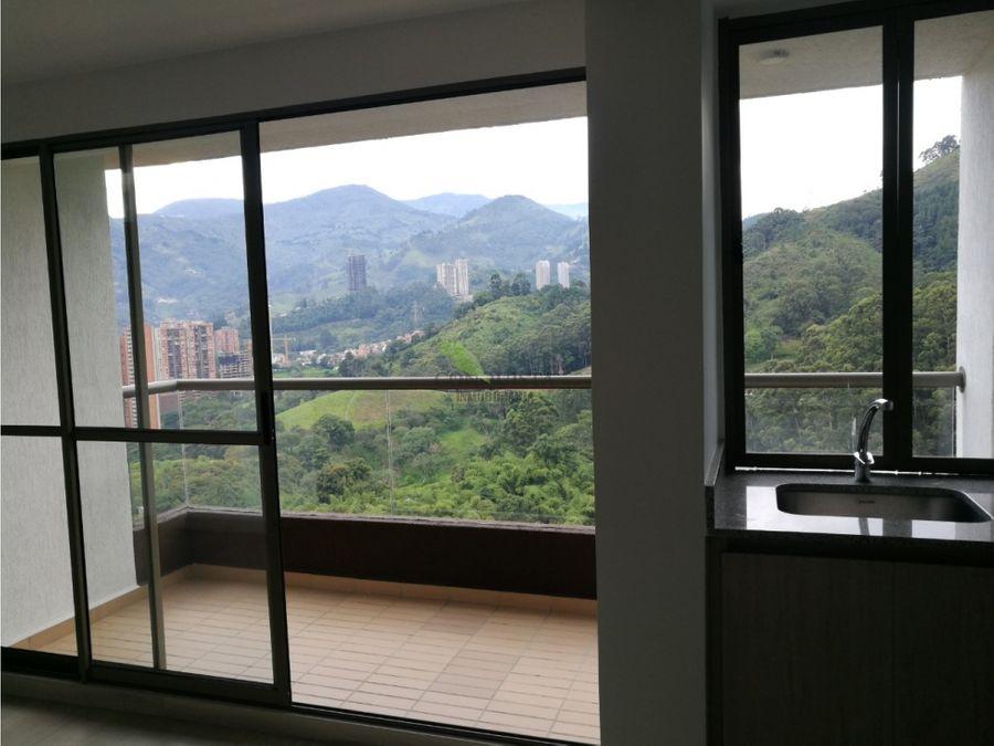 se vende apartamento nuevo en prados de sabaneta