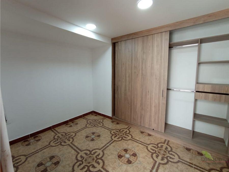 se vende apartamento para estrenar en belen fatima