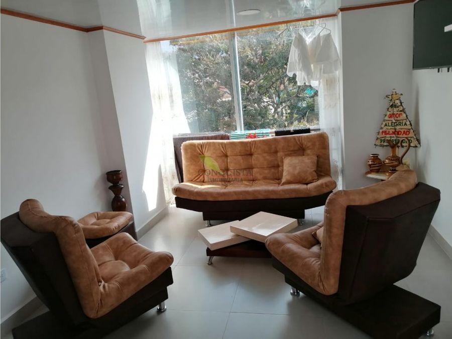 se vende apartamento en bello san jose obrero