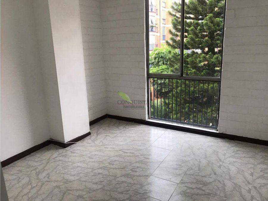 se vende apartamento en calasanz unidad cerrada