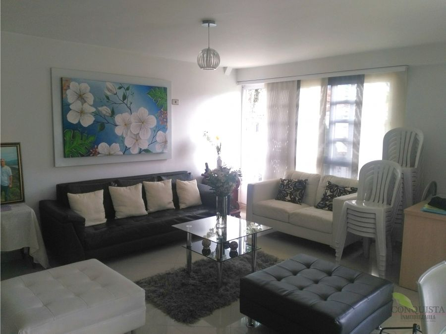 se vende apartamento en belen malibu segundo piso