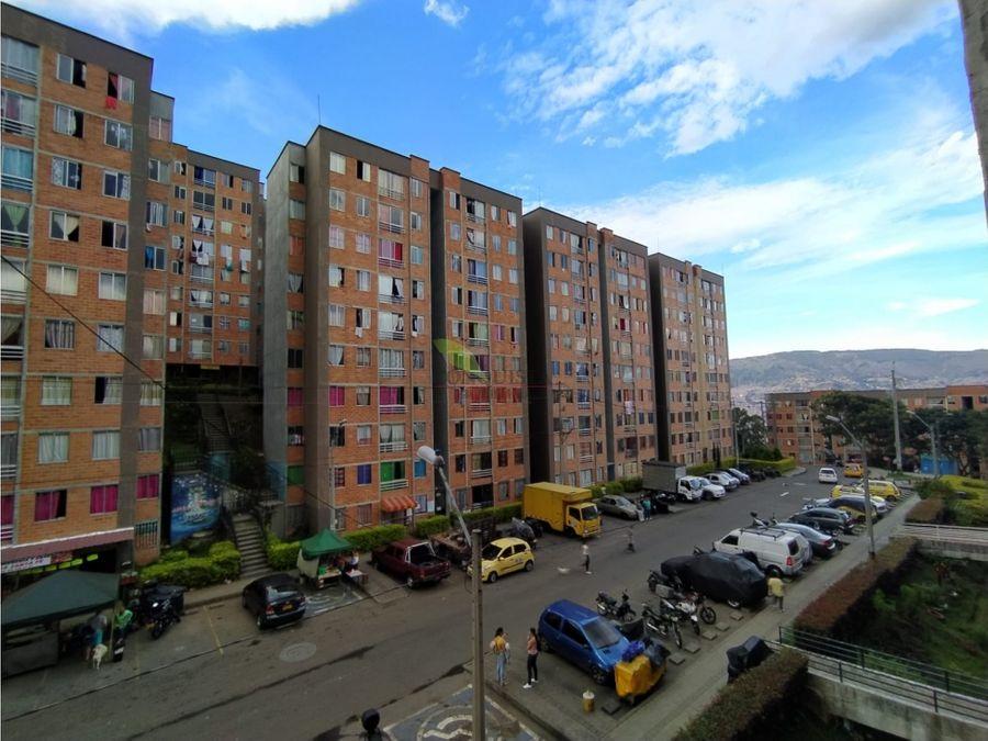 se vende apartamento en territorio robledo