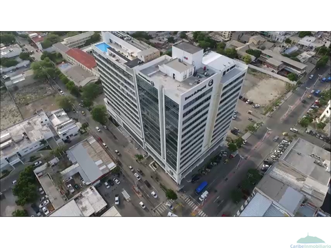 venta oficina torre empresarial santa marta